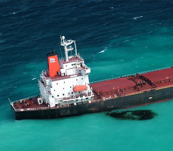 Ship to Ship Oil Spill Policy